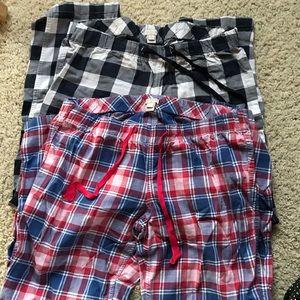 JCrew Pajamas Set of 2 Size S